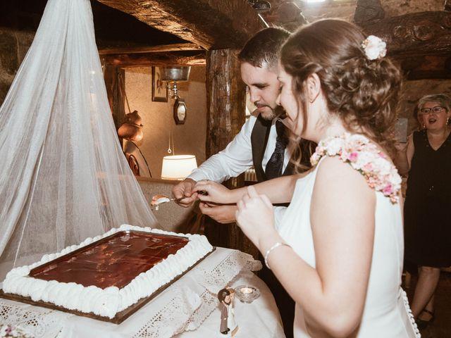 La boda de Adrián y Mónica en Pinilla Del Valle, Madrid 43