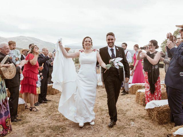 La boda de Adrián y Mónica en Pinilla Del Valle, Madrid 47