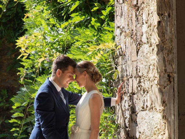La boda de Daniel y Lorena en O Bidueiro (Ordes), A Coruña 20