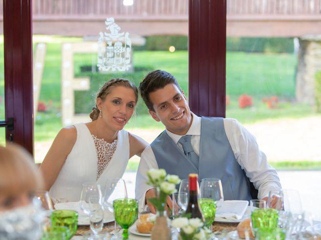 La boda de Daniel y Lorena en O Bidueiro (Ordes), A Coruña 28