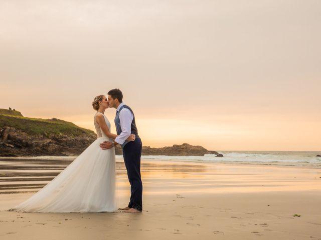 La boda de Daniel y Lorena en O Bidueiro (Ordes), A Coruña 47
