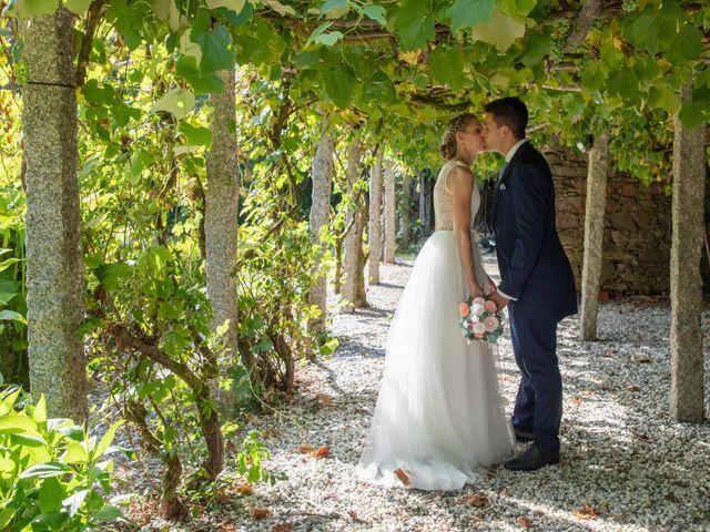 La boda de Daniel y Lorena en O Bidueiro (Ordes), A Coruña 21