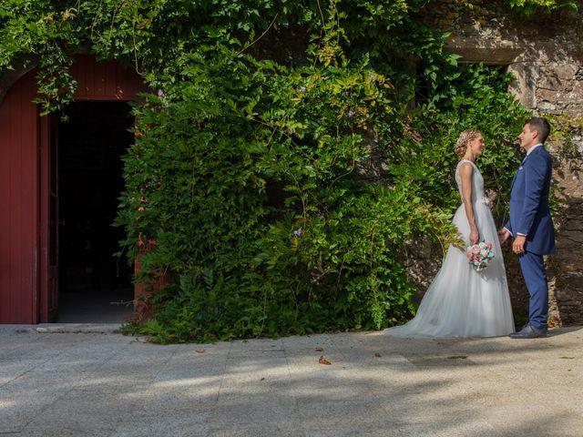 La boda de Daniel y Lorena en O Bidueiro (Ordes), A Coruña 22