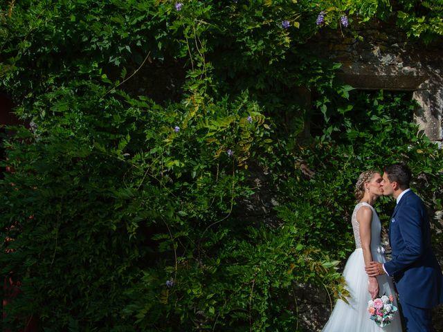 La boda de Daniel y Lorena en O Bidueiro (Ordes), A Coruña 23