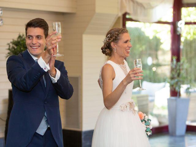 La boda de Daniel y Lorena en O Bidueiro (Ordes), A Coruña 26