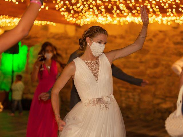 La boda de Daniel y Lorena en O Bidueiro (Ordes), A Coruña 32