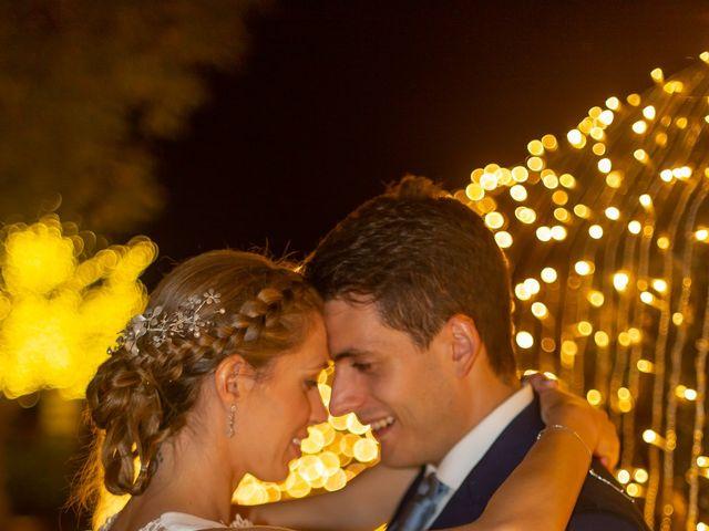 La boda de Daniel y Lorena en O Bidueiro (Ordes), A Coruña 35
