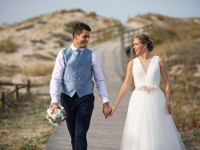 La boda de Daniel y Lorena en O Bidueiro (Ordes), A Coruña 37