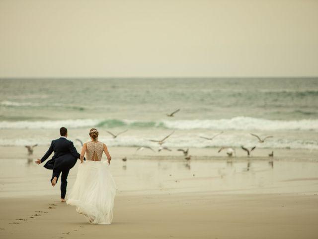 La boda de Daniel y Lorena en O Bidueiro (Ordes), A Coruña 39