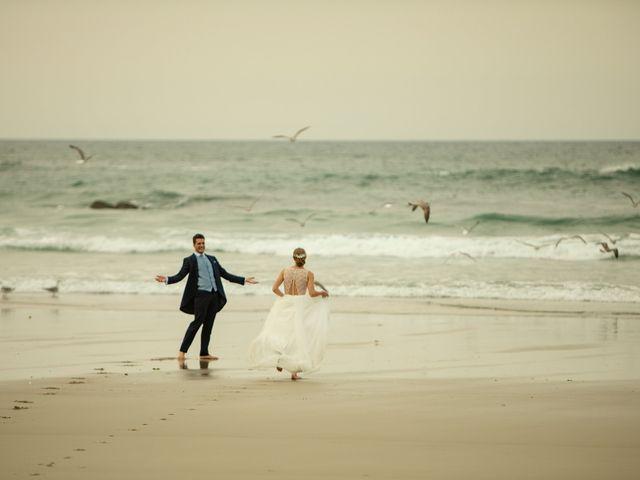 La boda de Daniel y Lorena en Ordes (Ordes), A Coruña 40