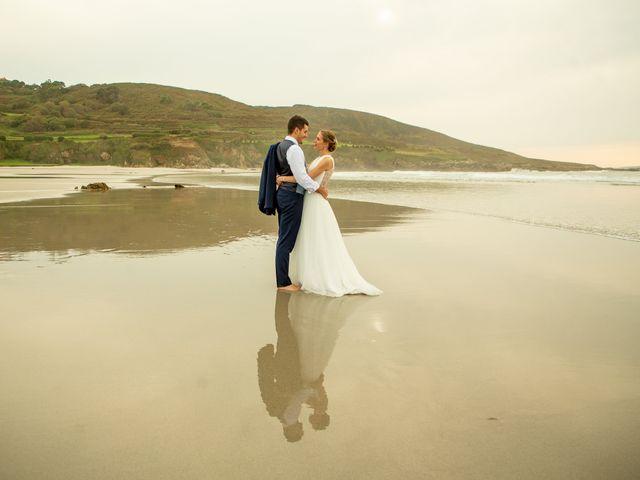 La boda de Daniel y Lorena en O Bidueiro (Ordes), A Coruña 42