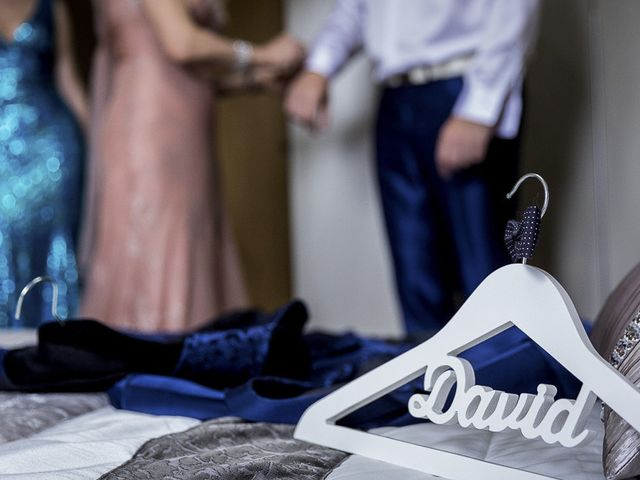 La boda de David y Cristina en Alcalá De Henares, Madrid 6