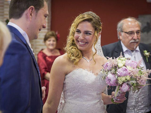 La boda de David y Cristina en Alcalá De Henares, Madrid 24