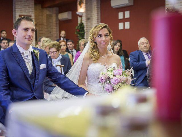 La boda de David y Cristina en Alcalá De Henares, Madrid 25