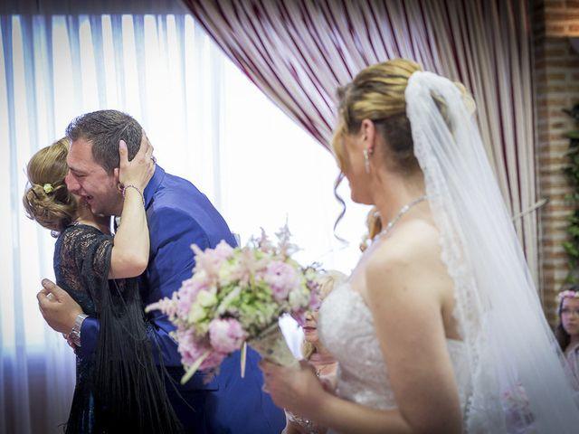 La boda de David y Cristina en Alcalá De Henares, Madrid 27