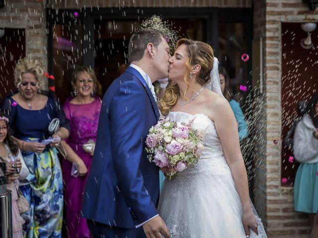 La boda de David y Cristina en Alcalá De Henares, Madrid 29