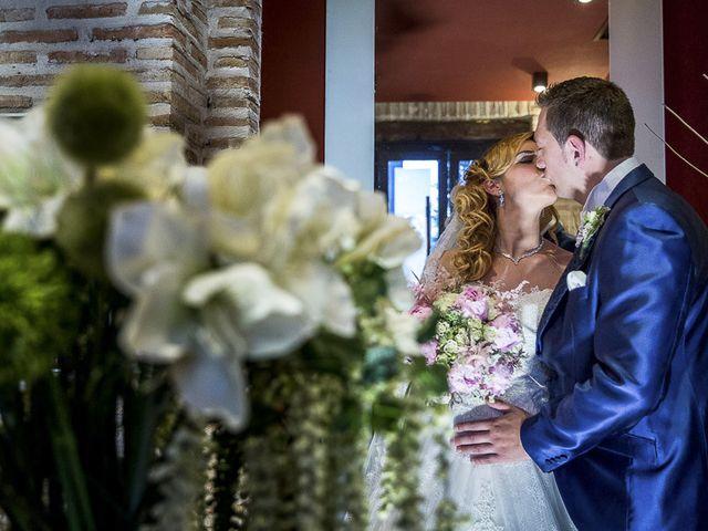 La boda de David y Cristina en Alcalá De Henares, Madrid 33