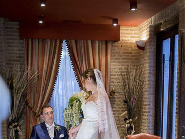 La boda de David y Cristina en Alcalá De Henares, Madrid 35