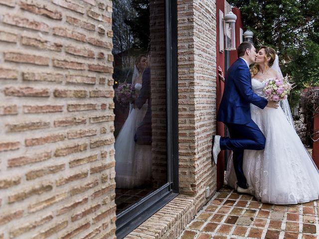 La boda de David y Cristina en Alcalá De Henares, Madrid 41
