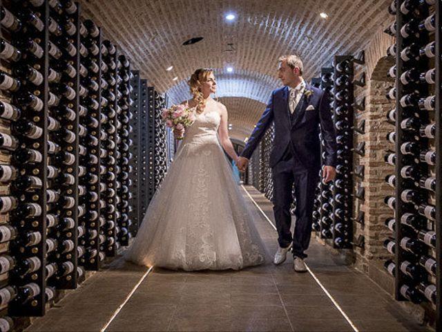 La boda de David y Cristina en Alcalá De Henares, Madrid 43