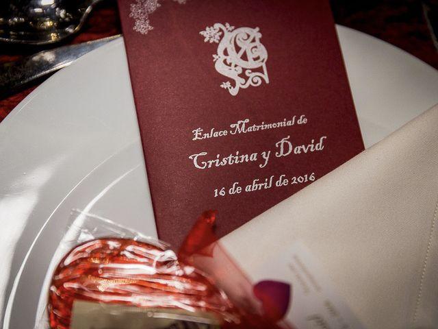 La boda de David y Cristina en Alcalá De Henares, Madrid 44