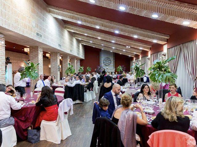 La boda de David y Cristina en Alcalá De Henares, Madrid 45
