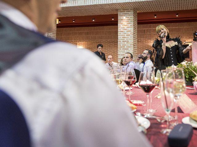 La boda de David y Cristina en Alcalá De Henares, Madrid 48