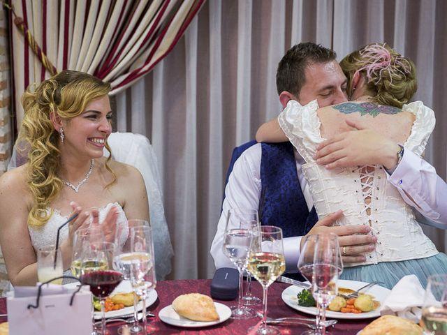 La boda de David y Cristina en Alcalá De Henares, Madrid 49