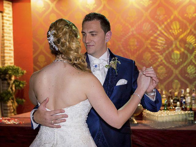 La boda de David y Cristina en Alcalá De Henares, Madrid 53