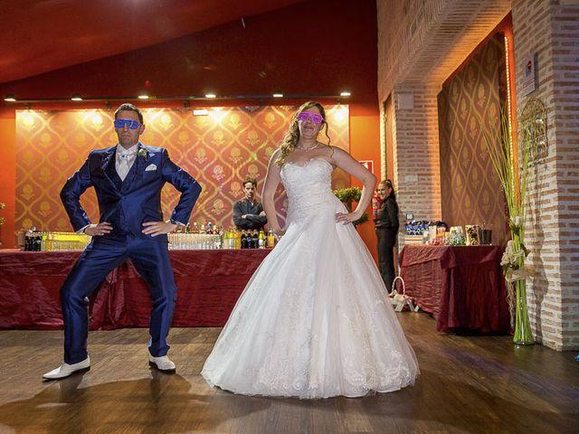 La boda de David y Cristina en Alcalá De Henares, Madrid 54