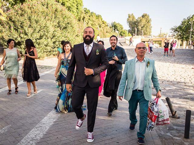 La boda de Luis Miguel y Carmen en Sevilla, Sevilla 26