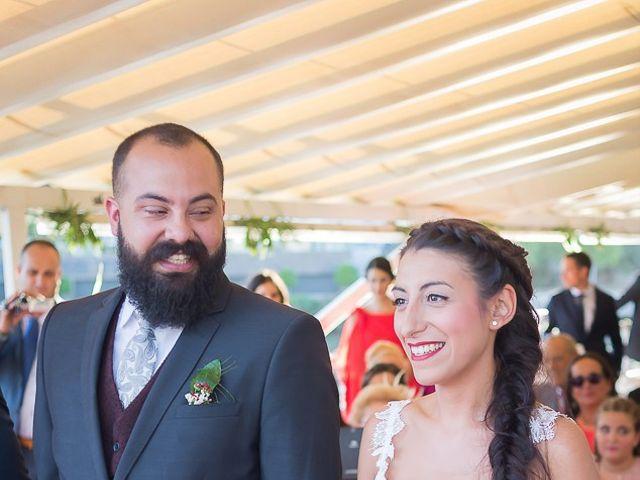 La boda de Luis Miguel y Carmen en Sevilla, Sevilla 34