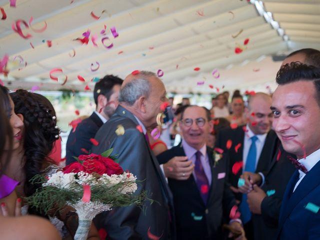 La boda de Luis Miguel y Carmen en Sevilla, Sevilla 38