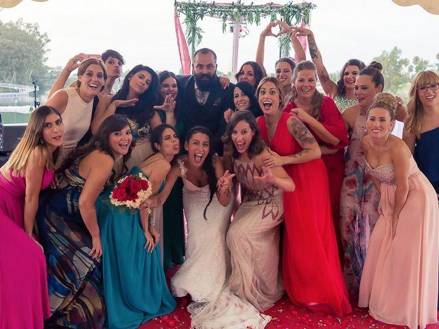 La boda de Luis Miguel y Carmen en Sevilla, Sevilla 41