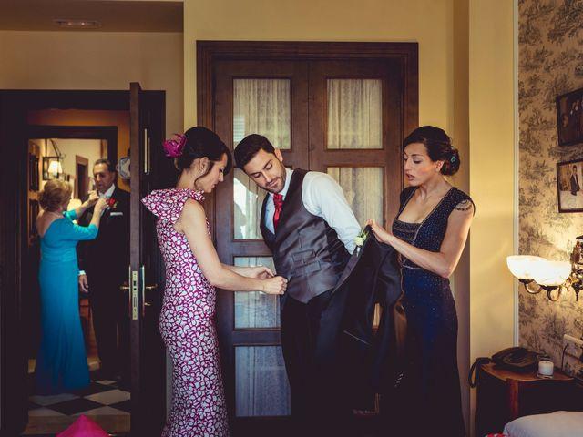 La boda de Eduardo y Cristina en Valdilecha, Madrid 7