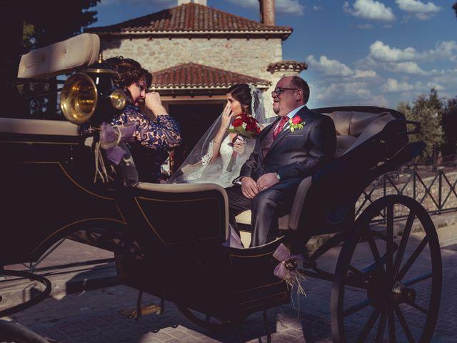 La boda de Eduardo y Cristina en Valdilecha, Madrid 16