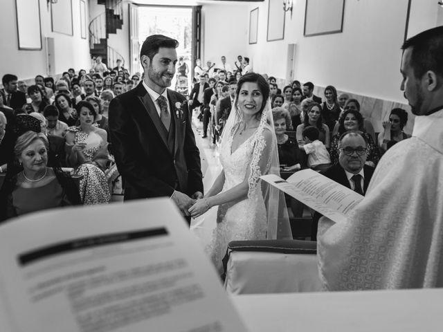 La boda de Eduardo y Cristina en Valdilecha, Madrid 17