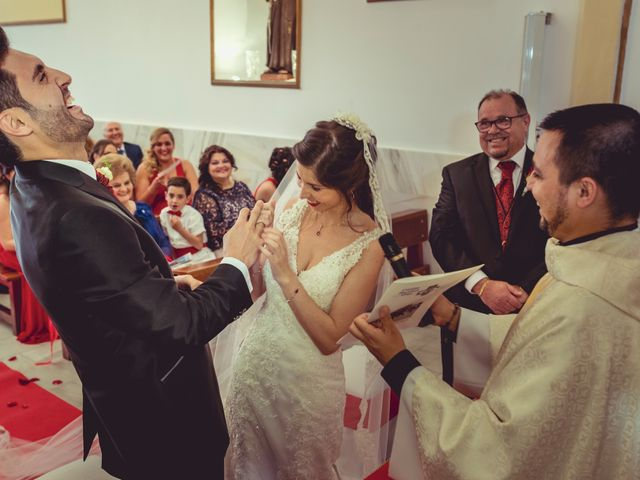 La boda de Eduardo y Cristina en Valdilecha, Madrid 18