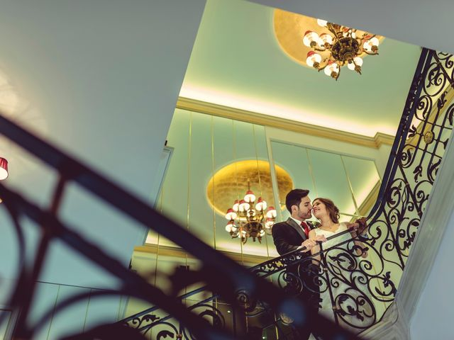 La boda de Eduardo y Cristina en Valdilecha, Madrid 21
