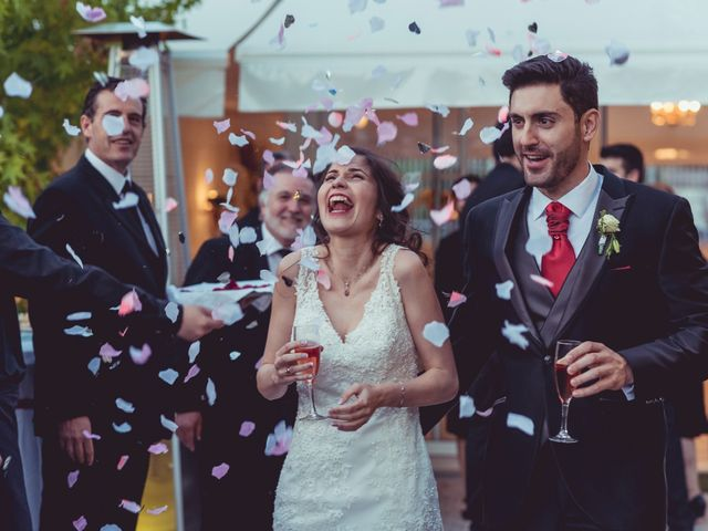 La boda de Eduardo y Cristina en Valdilecha, Madrid 22