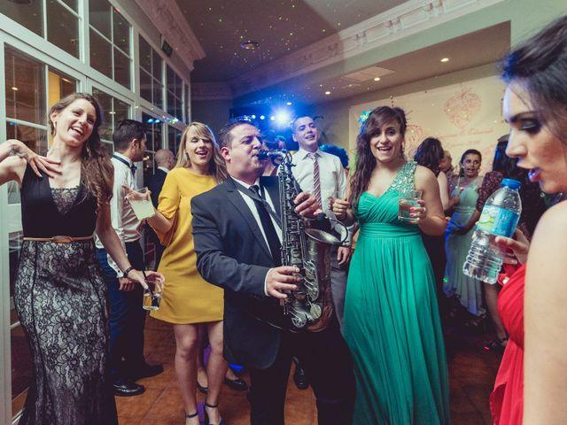 La boda de Eduardo y Cristina en Valdilecha, Madrid 26