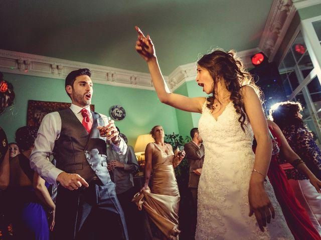 La boda de Eduardo y Cristina en Valdilecha, Madrid 27
