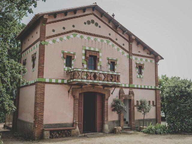 La boda de Sergi y Anna en Sant Pere De Vilamajor, Barcelona 14