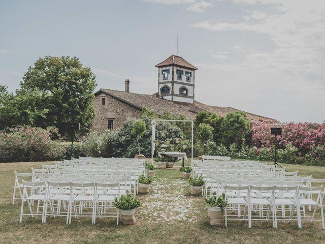 La boda de Sergi y Anna en Sant Pere De Vilamajor, Barcelona 17