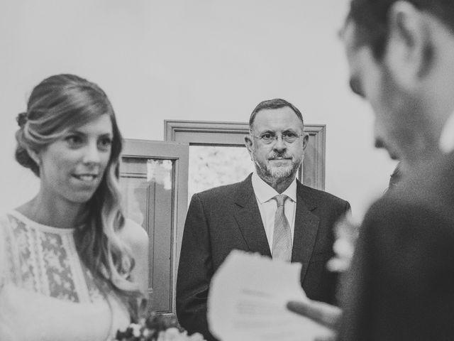 La boda de Sergi y Anna en Sant Pere De Vilamajor, Barcelona 33