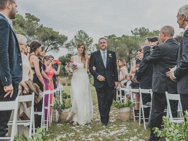 La boda de Sergi y Anna en Sant Pere De Vilamajor, Barcelona 39