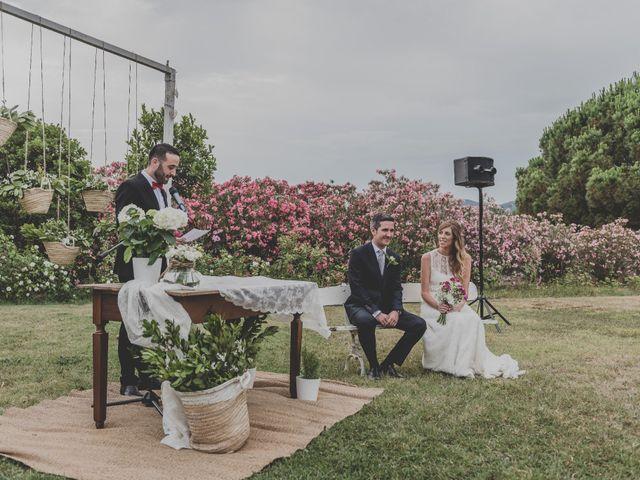 La boda de Sergi y Anna en Sant Pere De Vilamajor, Barcelona 40