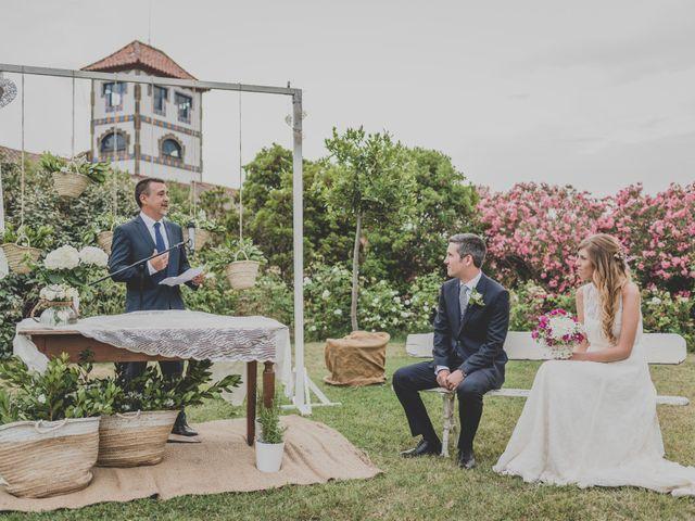 La boda de Sergi y Anna en Sant Pere De Vilamajor, Barcelona 45