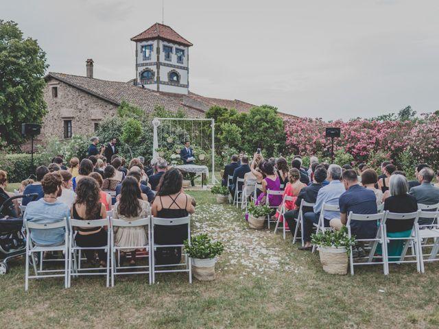 La boda de Sergi y Anna en Sant Pere De Vilamajor, Barcelona 47
