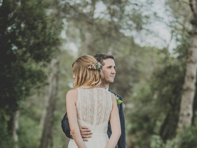 La boda de Sergi y Anna en Sant Pere De Vilamajor, Barcelona 59